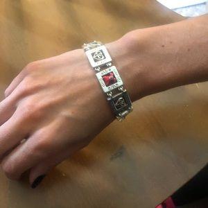 "Brighton ""Go Red"" bracelet"